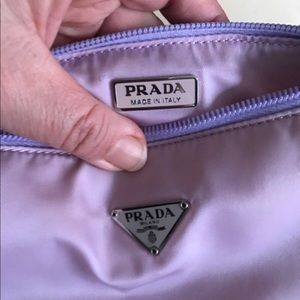 Small cellular bag authentic Prada